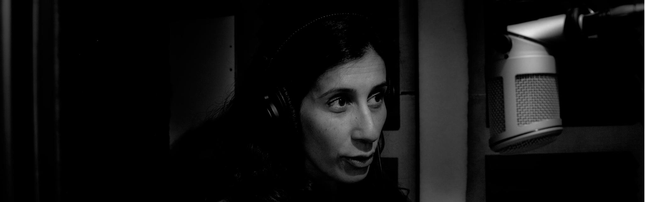 TAMARA MARKUS VOICEOVER/STEMACTRICE